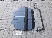 Захист двигуна Volkswagen Touran 2003-2015 дизель з гідропідсилювачем (двигун+КПП)