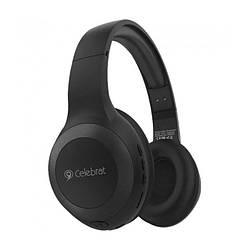 Bluetooth-Навушники Celebrat A23 Black
