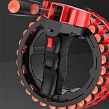 Игрушечное оружие автоматический бластер Growler на 28 зарядов ,работает от аккумулятора, фото 2