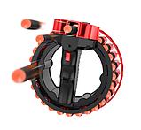 Игрушечное оружие автоматический бластер Growler на 28 зарядов ,работает от аккумулятора, фото 3