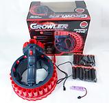Игрушечное оружие автоматический бластер Growler на 28 зарядов ,работает от аккумулятора, фото 6