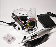 Фрезер для маникюра и педикюра Lilly Beaute Li-220 35000 оборотов 65 Вт зеркальный (хромированный)