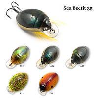 Воблер Raiden Sea Beetit 35 4 гр.