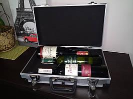 Кейс для алкоголя алюминиевый