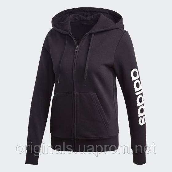Женская толстовка Adidas Essentials Linear DP2417 2021 D