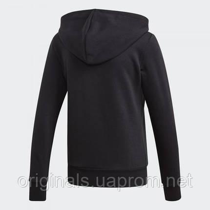 Женская толстовка Adidas Essentials Linear DP2417 2021 D, фото 2