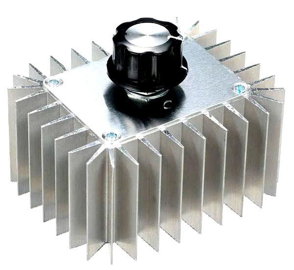 Регулятор напряжения (Диммер) 220В 5кВт