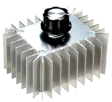 Регулятор напряжения (Диммер) 220В 5кВт, фото 2