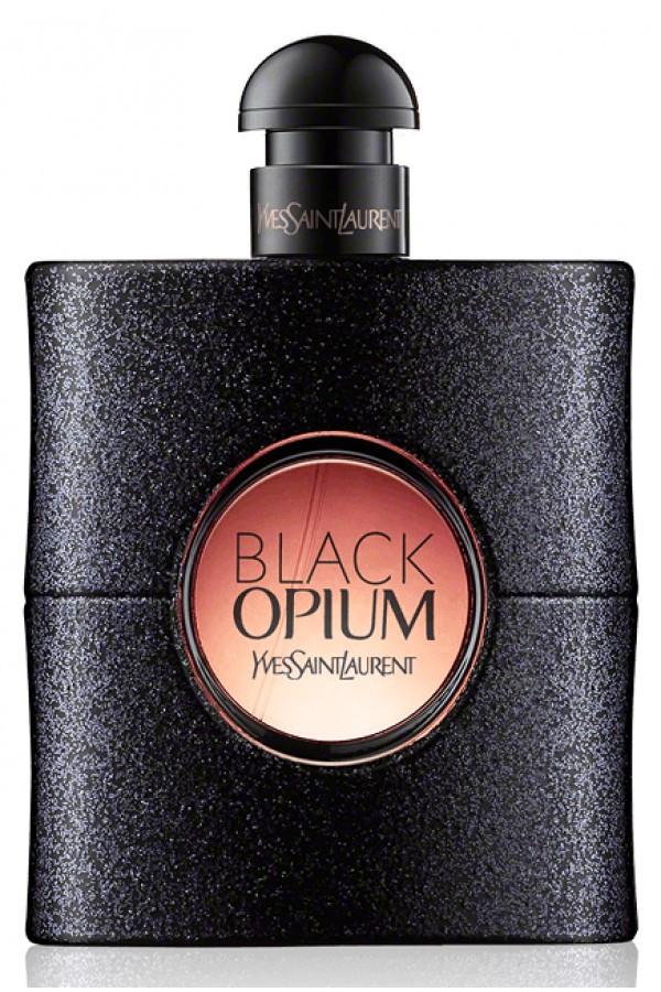 Yves Saint Laurent Black Opium парфюмированная вода 90 ml. (Тестер Ив Сен Лоран Блек Опиум)