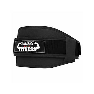 Пояс AOLIKES HY-7983 Black размер M для тяжелой атлетики атлетический
