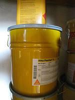 Sika Poxitar  F (A+B) Покрытие на эпоксидно-антраценовой масляной основе для бетона и стали