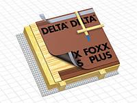 Гідроізоляційна дифузійна мембрана DELTA-FOXX PLUS, фото 1