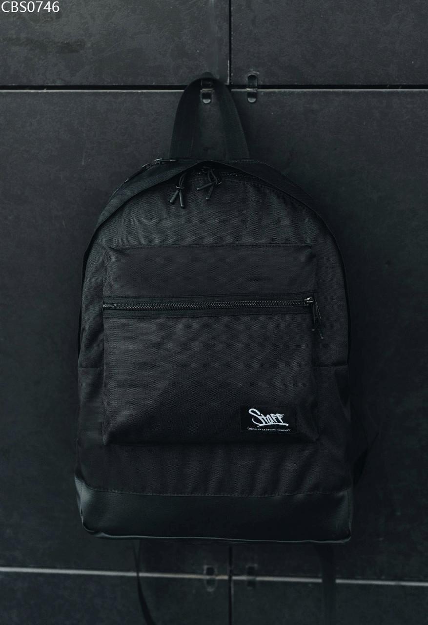 Рюкзак Staff black rik чёрный CBS0746