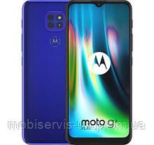 Смартфон MOTOROLA G9 4/64GB синій