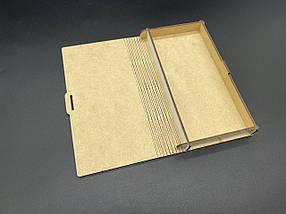 """Шкатулка конверт для грошей. """"З Днем Народження"""". 17х10х2см, фото 2"""