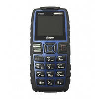 Телефон Land Rover AK8000 Blue  (5000 мАH заряжает другие устройства)