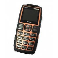 Телефон Land Rover AK8000 Orange  (5000 мАH заряжает другие устройства)