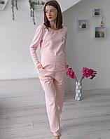 Свободная пижама для беременных и кормящих 3201, фото 1