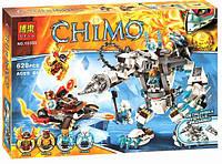 Конструктор Chimo Bela «Ледяной робот Айсбайта» (628 дет)