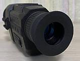Цифровой прибор ночного видения (монокуляр) NV0535 Black + карта памяти в подарок, фото 4