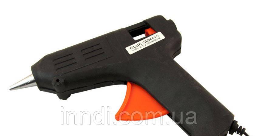 Пистолет клеевой толстый стержень 11 мм