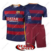 Футбольная форма ФК Барселона. Основная форма 2016