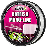 Монофильная леска для сомов Predator-Z Catfish Mono-Line, 100m, 0,60mm, 33,75kg