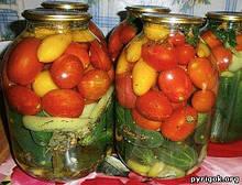 Кулінарія (овочі з рецептом)