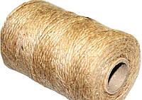 Шпагат Джутовый (400), толщина мм джутовые веревки
