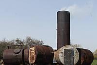 Печи для древесного угля