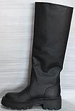 Сапоги зимние женские труба от производителя КЛ21-3, фото 2