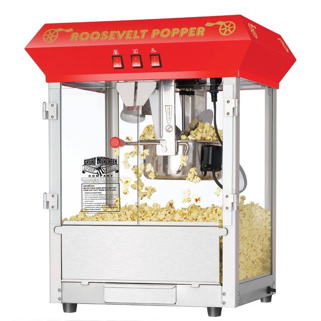 Аппараты для попкорна