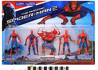 """Набор фигурок """"Спайдермен"""" (планшет) 818868 р.28х34х3,5 см."""