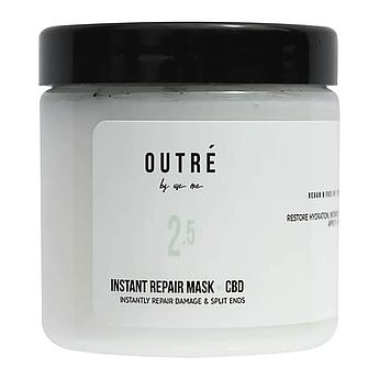 Маска для восстановления волос OUTRÉ CBD Instant Repair Hair Mask 120 мл