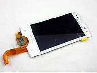 Дисплей+Тачскрин Sony Ericsson SK17i Xperia ACTIVE(white)(Оригинал)