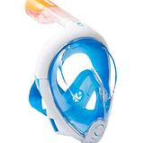 Инновационная маска для снорклинга подводного плавания с креплением для камеры F113, фото 4