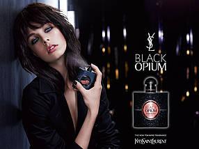 Yves Saint Laurent Black Opium туалетная вода 90 ml. (Тестер Ив Сен Лоран Блек Опиум), фото 2