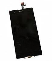 Дисплей+Тачскрин Sony D5322 Xperia T2 Ultra DS(black)(Оригинал)