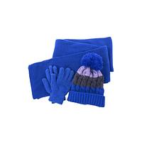 Комплекты шарф-шапка-перчатки
