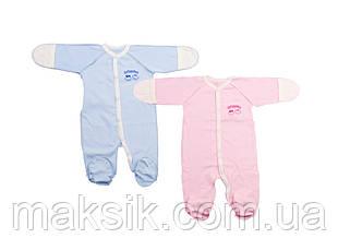 Комбинезон   для новорожденных Микка (р.56см-62см), фото 3