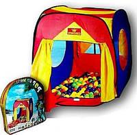 """Детская игровая палатка """"Шатер"""" 5016, фото 1"""