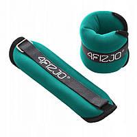 Обтяжувачі-манжети для ніг і рук 4FIZJO 2 x 1.5 кг 4FJ0170