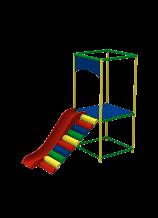 Секция Горка с лестницей KIDIGO (61069)
