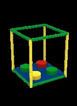 Секция Цилиндры маленькие KIDIGO  (61085)