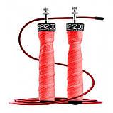 Скакалка швидкісна для кроссфита 4FIZJO Speed Rope PRO+ 4FJ0248, фото 4