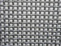 Сетка тканая низкоуглеродистая  ф1,0- 5х5,12х12