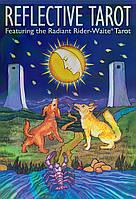 Reflective Tarot Featuring the Radiant Rider-Waite Tarot | Голографическое Радужное Таро Райдера-Уэйта