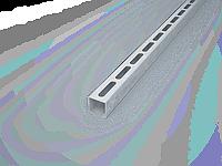 Траверса монтажная из оцинкованной стали для  монтажа инженерных систем, крепления систем вентиляции Т20/1,4мм