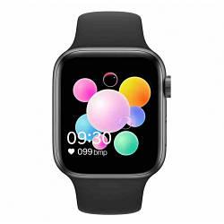 Умные Смарт Часы Supero Smart Watch U78 Plus С Термометром Черные