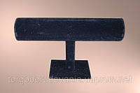 Чёрная подставка для украшений,1 бочонок